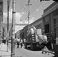 Vrachtauto in een straat in Caracas in Venezuela, Bestanddeelnr 252-8489.jpg