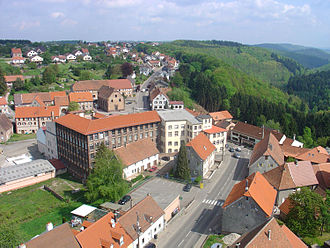 Goetzenbruck - A general view of Goetzenbruck