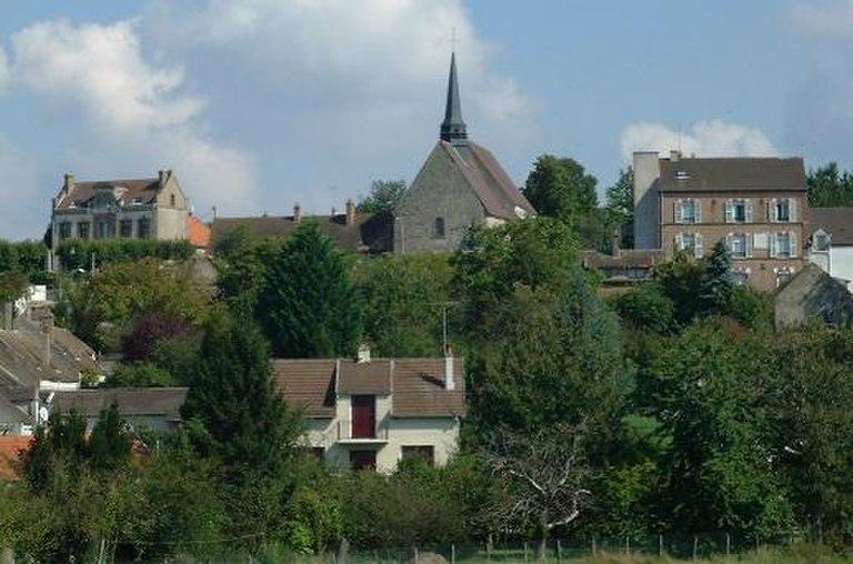 Maisons à vendre à Saint-Agnan(89)