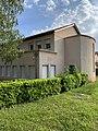 Vue de la Maison des associations Colonel Arnaud Beltrame (Saint-Priest, Métropole de Lyon).jpg