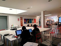 WDG - WikiDonne on the road 2 - Women in STEM in Bari 2.jpg