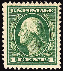 Washington Olive Branches Issue Of 1912