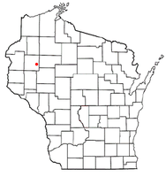 Location of Sumner, Wisconsin