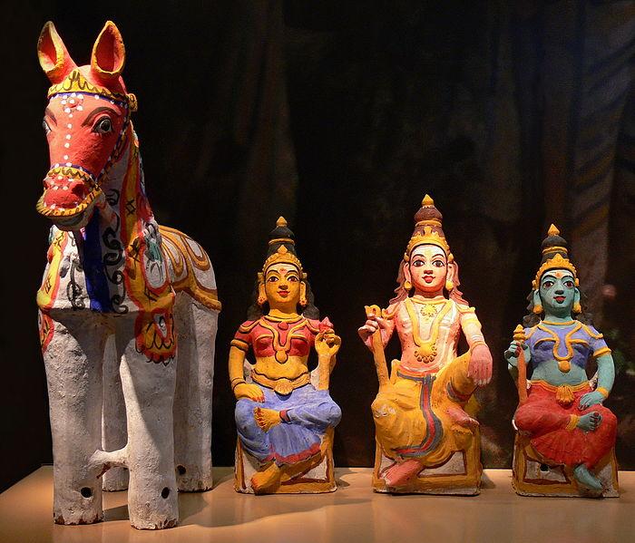 File:WLANL - M.arjon - Tropenmuseum - Aiyanar-paard.jpg
