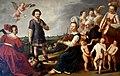 WLANL - Sandra Voogt - Allegorische voorstelling met Prins Frederik Hendrik na de inname van 's-Hertogenbosch, 1630.jpg