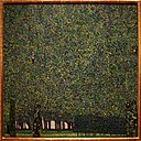 WLA moma Gustav Klimt The Park 1910 or earlier.jpg