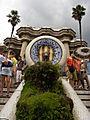 WLM14ES - Barcelona Salamandra y escalera 394 23 de julio de 2011 - .jpg