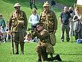 WW1 Reenactment - panoramio.jpg