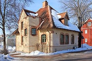 Wahlmanska huset