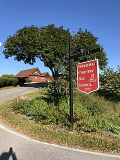 Wakefield Country Day School Independent, private school in Flint Hill, Virginia, United States
