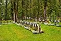 Waldfriedhof Davos, Reihengraeber 01 10.jpg