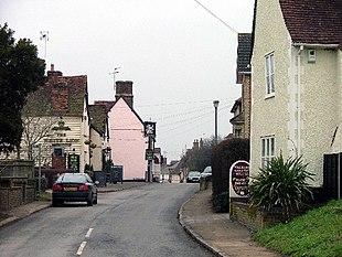 Walkern High Street