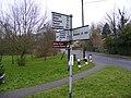 Walpole Roadsign - geograph.org.uk - 1088932.jpg