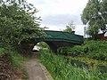 Walsall Canal - Bentley Road Footbridge - geograph.org.uk - 864858.jpg