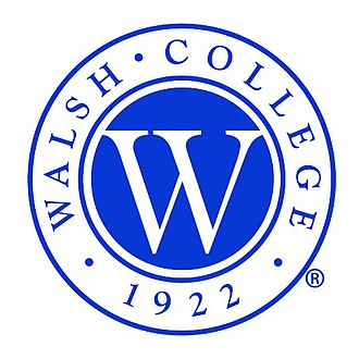 Walsh College of Accountancy and Business - Image: Walsh college