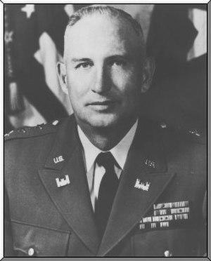 Walter K. Wilson Jr. - Lieutenant General Walter K. Wilson Jr.