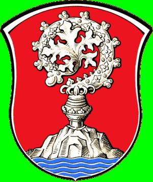 Abtsteinach - Image: Wappen Abtsteinach