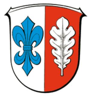 Eichenzell - Image: Wappen Eichenzell