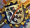 Wappen Grafschaft Namur, Stiftskirche Neustadt1.JPG