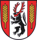 Coat of arms of Langenwetzendorf