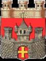 Wappen der Stadt Lichtenau (Westfalen) 1908.png