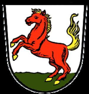 Wellheim - Image: Wappen von Wellheim