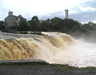 Ennistymon - Ennistymon, The Falls