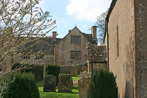 Wayford Manor and Chapel (geograph 3332362)