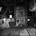 Wearmouth Colliery, miners in cage.jpg