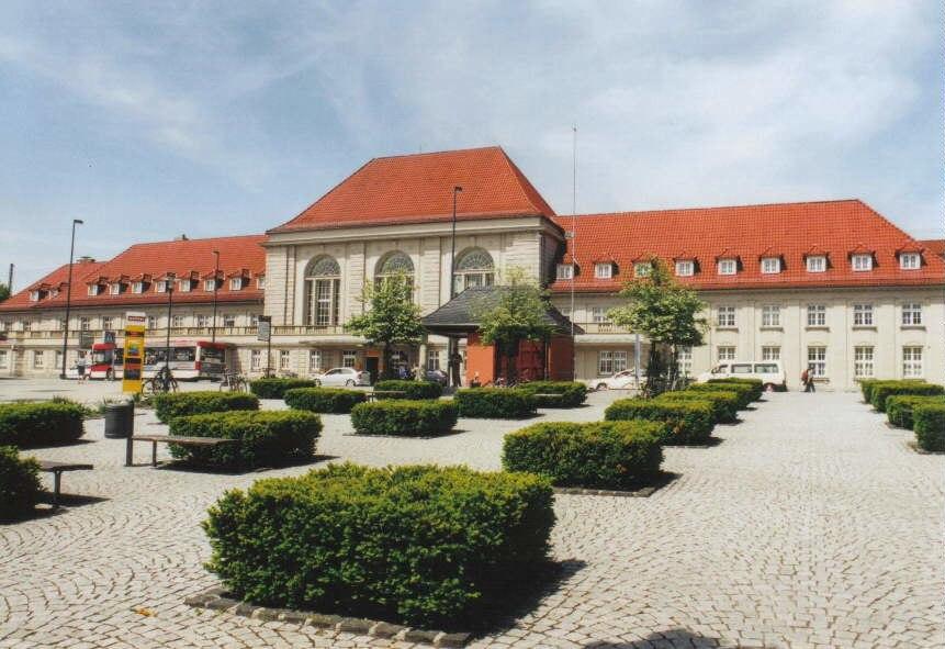 Weimar Bahnhof