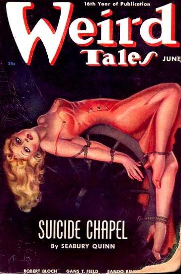 Weird Tales June 1938