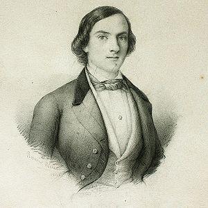 Rosario Weiss Zorrilla - Portrait of her brother, Guillermo