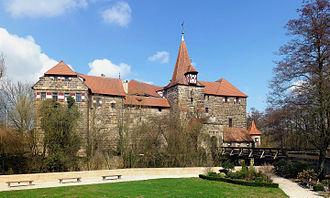 Bohemian Palatinate - Image: Wenzelschloss changed