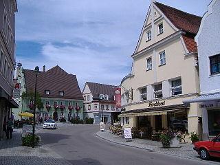 Вертинген,  Бавария, Германия