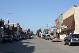 West Salem, Wisconsin - Downtown