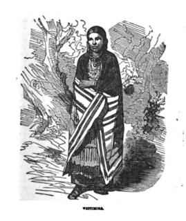 Weetamoo Native American leader