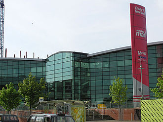 Daily Record (Scotland) - Daily Record building at Central Quay, Glasgow