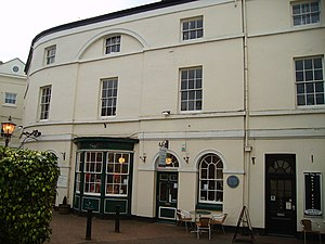 The White Swan Inn, Monmouth - White Swan Inn