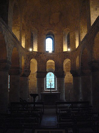 Gundulf of Rochester - Image: White Tower chapelle