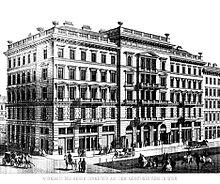 Grand Hotel Wien Adresse