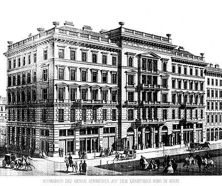Grand Hotel Wien Wikiwand