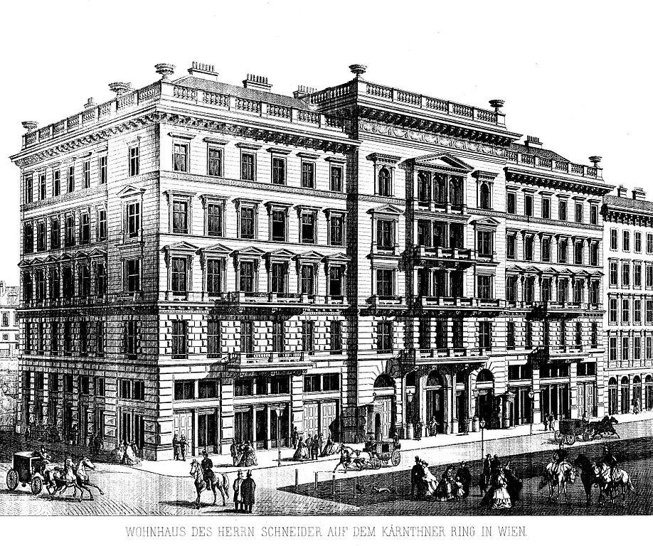 Hotel Wien Karntner Strabe