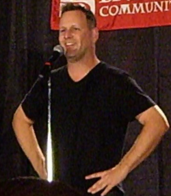 Dave Coulier 2010.