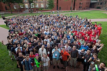 Wikimania 2012 group picture