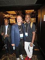 Wikimania 2018 by Sam Oyeyele1.jpg
