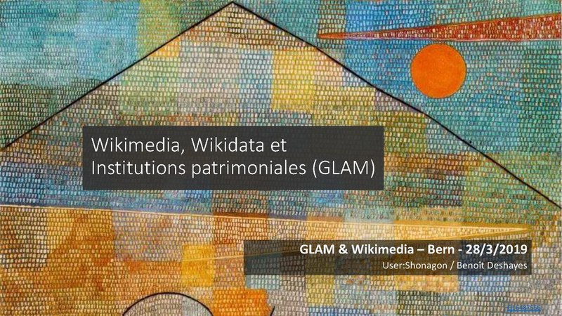 File:Wikimedia, Wikidata et Institutions patrimoniales (GLAM.pdf