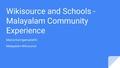 Wikisource and Schools - Malayalam Community Experience.pdf