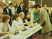 Wildgruber,Ulrich Kasparov,Garry 1985 Hamburg