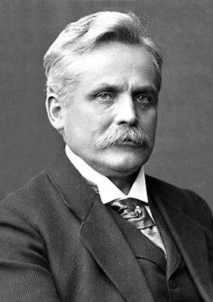 Wilhelm Wien - Image: Wilhelm Wien 1911