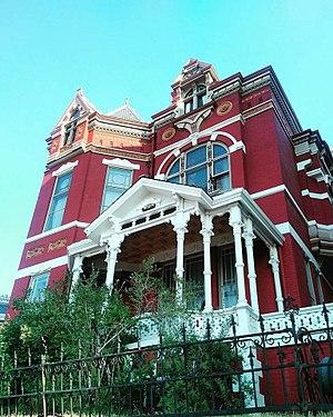 Copper King Mansion - Image: William A. Clark home (Copper King Mansion)